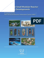 Advances in Small Modular Reactor Technology Developments 2014