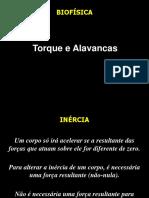 Torque e Alavancas