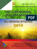 Deli Serdang Dalam Angka 2015