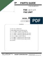 Sharp AR FX8 Fax Unit Parts Guide.pdf