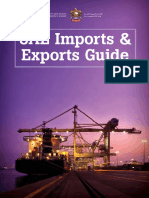 UAE Imports and Exports Guide