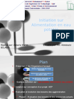 Alimentation en Eau Potable 2