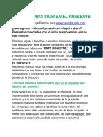 7 pasos para vivir en el presente.pdf