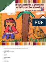 Experiencias Educativas Significativas en Las Perspectiva Interculturaliencias Educativas Significativas en Las Perspectiva Intercultural