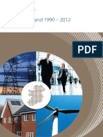 Energy in Ireland 1990 - 2012 Report
