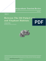 Between The Oil Palm Crops & The Elephant Habitats - Achmad Rifqi