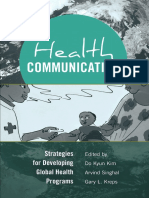 (Health Communication (New York N.Y.) 5.) Kim, Do Kyun_ Singhal, Arvind_ Kreps, Gary L.-strategies for Developing Global Health Programs-Peter Lang Publishing Inc. (2013)