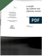Denys Cuche a Noção de Cultura