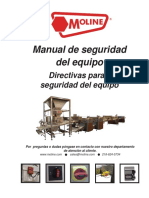 Safety Manual SPANISH