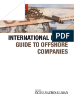 Guide to Offshore Companies
