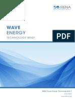 Wave Energy Tech Brief Irena