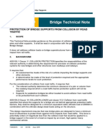 Bridge Technical Note on collision protection