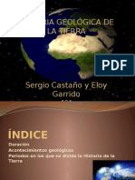 "Historia Geolã""Gica de La Tierra"