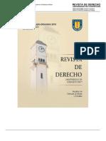 Laconfianza en Derecho Privado.daniel Peñailillo