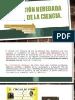 Concepción Heredada de La Ciencia