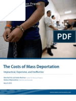 Cost of Deportation
