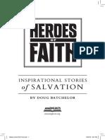 Heroes of Faith Text