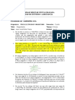 TALLER 3 Física Electricidad y Magnetismo 2014-1-2