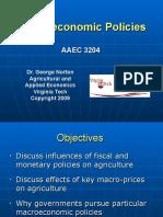3204 18 Macroeconomic Policies