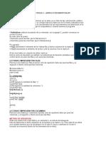 Resumen AED