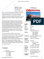 CVS Pharmacy - Wikipedia, The Free Encyclopedia
