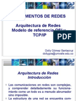 03 - Arquitectura Modelo de Referencia OSI TCP IP