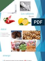 spanish 1 buen provecho describing foods
