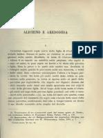 """""""Alichino e Aredodesa"""" di Alessandro Wesselofsky"""