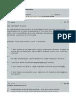 AV1 AV2 AV3 Português 2015
