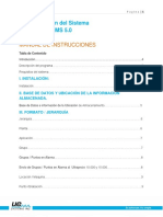 Manual Ultratrend DMS 5 ES Version 2