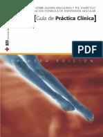 Consenso Sobre Ulceras Vasculares y Pie Diabetico