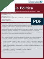 Lic. Economia Politica