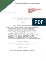 County of Kauai v. Hanalei River Holdings, Ltd., No. CAAP-14-0000828 (Haw. App. Mar. 31, 2016)