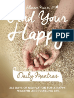 Find Your Happy Daily Mantras Excerpt