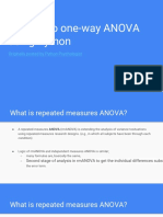 How to Do One-way ANOVA Using Python (1)