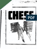 Chess Conductor's Score