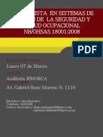 Informacion Seguridad Industrial