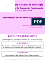 Diferen%E7as Entre Neurose e Psicose