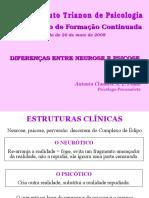 Diferen%E7as Entre Neurose e Psicose