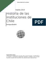 Historia de las Instituciones Políticas C