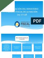 Organización Del Ministerio Público Fiscal de La Nación (1) (1)
