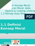 K1 Pendidikan Moral..