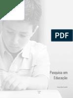 COUTINHO, Karine Dias. Pesquisa Em Educação