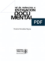 Manual De Redaccion E Investigacion Documental - Susana Gonz.PDF