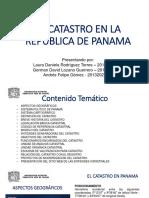Presentacion Republica de Panama