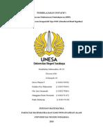 RPP Kooperatif Tipe NHT (Operasi Bilangan Bulat)