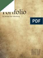 P9 Michael Vanvalkenburg Portfolio
