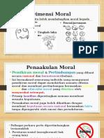 K4 Dimensi Moral
