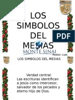 Los Símbolos Del Mesias