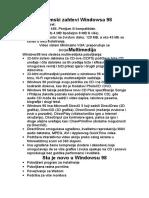 Windows Opste